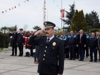 ATATÜRK ANITI - Emniyet Müdürü Küçük, Şehit Polislerin Kabirlerini Ziyaret Etti