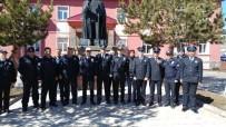 Emniyet Teşkilatının 172. Kuruluş Yıldönümü Çıldır'da Kutlandı