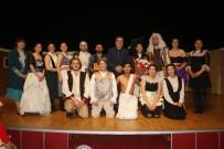 MEHMET SIYAM KESIMOĞLU - En Uzun Soluklu Tiyatro Şenliği Sona Erdi