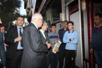 ŞAHINBEY BELEDIYESI - Erdoğan Ve Tahmazoğlu Delbes Mahallesini Ziyaret Etti