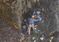 KANYON - Erişilmesi Zor Olan Doğadan 1 Ton Çöp Topladılar