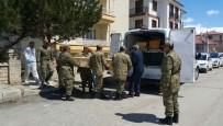 Erzincan'da Astsubay Evinde Ölü Bulundu