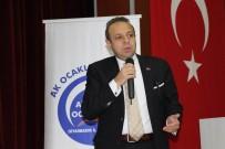APARTMAN YÖNETİCİSİ - Eski AB Bakanı Bağış, Diyarbakır'da 'Yeni Anayasa Ve Cumhurbaşkanlığı Sistemi' Paneline Katıldı