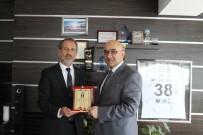ULUSLARARASI ORGANİZASYONLAR - Esnaftan Erciyes A.Ş.'Ye Teşekür