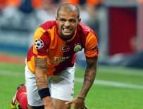 FELIPE MELO - Felipe Melo'dan, Fatih Terim ve Abdurrahim Albayrak'a Galatasaray mesajı