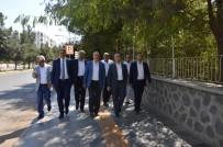 ATEŞ ÇEMBERİ - 'Güçlü Türkiye İçin Tam Destek'