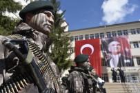 GÜMÜŞHANE ÜNIVERSITESI - Gümüşhane'de Polis Haftası Kutlamaları Başladı