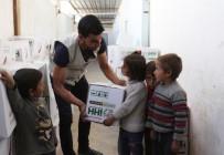 Hama'dan Bin 300 Sivil Bab-Al Hava Sınır Kapısı'na Geldi
