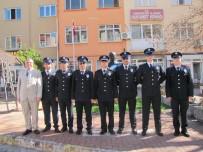 TÜRK POLİS TEŞKİLATI - Hisarcık'ta Emniyet Teşkilatı'nın 172. Kuruluş Yıldönümü Kutlamaları