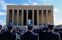 TÜRK POLİS TEŞKİLATI - İçişleri Bakanı Soylu Anıtkabir'i Ziyaret Etti