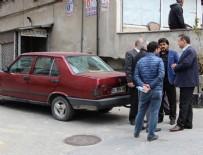 KAĞITHANE BELEDİYESİ - Kağıthane'de silahlı soygun
