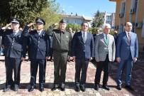 ABDURRAHMAN TOPRAK - Kahta'da Polis Haftası Kutlandı