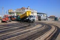 Karaman Belediyesi 2017 Yılında 100 Bin Ton Asfalt Sermeyi Hedefliyor