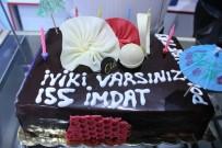 POLİS İMDAT - Kavga İhbarına Giden Polislere Pasta Sürprizi
