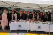 KTO Karatay Üniversitesi Öğrencilerinden Halep Ve İdlip İçin Kermes