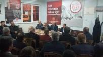 ÜLKÜCÜLER - MHP Melikgazi 'Evet' Kampanyasını Sürdürüyor