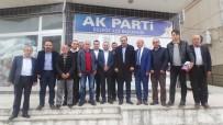 Milletvekili Balta, Ortahisar Ve Düzköy İlçelerinde Referandum Çalışmalarını Sürdürdü