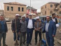 Milletvekili Bayram'dan İlçe Ve Köy Ziyaretleri