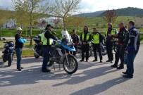 KAÇıŞ - Motosiklet Sürücülerine Eğitim