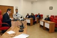 PERSONEL ALIMI - Nisan Ayı Meclis Toplantıları Tamamlandı