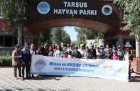 HAYVAN SEVGİSİ - Özel Eğitimli Çocuklar Hayvanat Bahçesini Gezdi