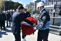 10 ARALıK - Polis Teşkilatının 172'İnci Kuruluş Yıl Dönümünde Şehitler Tepesi'nde Anlamlı Anma