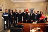 CAN GÜVENLİĞİ - Polis Teşkilatının 172'Nci Kuruluş Yıldönümü