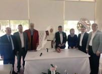 UĞUR AYDEMİR - Referandum Nikah Masasına Da Taşındı