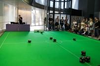 MASSACHUSETTS - Robotik Futbol Takımı  Neuıslanders 6. Kez Robotik Dünya Kupasında