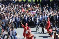 ŞANLIURFA VALİSİ - Şanlıurfa'da 11 Nisan Coşkusu Kortej Yürüyüşüyle Devam Etti