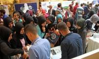 Şanlıurfa Kariyer Günlerinde ARÜ'ye Büyük İlgi