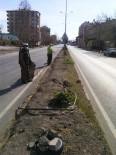 KALDIRIMLAR - Seydişehir Belediyesinden Yabani Otla Mücadele