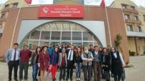 SGK Denetmen Yardımcılarından Huzurevine Ziyaret