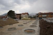 SOMA - Soma'da Meydan Projesi Devam Ediyor