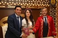 MESUT YILMAZ - Tahmazoğlu Polis Memurunun Nikahını Kıydı