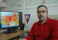 JEOLOJI - Uzmanından Rahatlatan Deprem Açıklaması