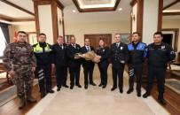 Vali Işık Açıklaması 'Polis Teşkilatı 172 Yıldır Huzur Ve Asayişin Teminatı'