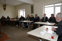 ÇAYıRYOLU - Vali İsmail Ustaoğlu'ndan Köy Ziyaretleri Devam Ediyor