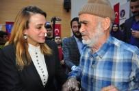 AHMET KARATEPE - Zeynep Karahan Uslu'ya Sevgi Seli