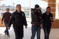 160 Bin TL'lik Ziynet Eşyası Çalan Dolandırıcı Tutuklandı