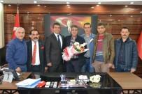 MEHMET GÜNEŞ - AGAD'tan Emniyet Müdürü Alper'e Ziyaret