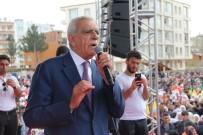 AHMET TÜRK - Ahmet Türk Açıklaması 'Referandumda Verilecek Oyların Tarih Önünde Sorumluluğu Çok Büyük'