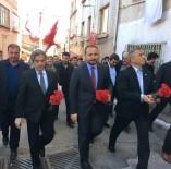 AHMET MISBAH DEMIRCAN - AK Parti Beyoğlu İlçe Başkanlığı,Hacıahmet Mahallesi'nde 'Sevgi Yürüyüşü' Gerçekleştirdi