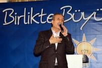 AK Parti Genel Başkan Yardımcısı Eker Açıklaması 'İki Kaptan Bir Gemiyi Batırır'
