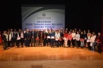 AÇIKÖĞRETİM - Akadema Ders Tamamlama Belgesi Takdim Töreni Gerçekleştirildi