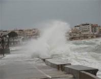 METEOROLOJI GENEL MÜDÜRLÜĞÜ - Meteoroloji, Akdeniz için fırtına uyarısı yaptı!