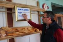 ESNAF VE SANATKARLAR ODASı - 'Askıda Ekmek Var'