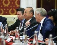 SURIYE DEVLET BAŞKANı - Bakan Çavuşoğlu G7 Zirvesi'ne Katıldı