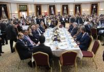 MUSTAFA ŞAHİN - Bakan Tüfenkci Açıklaması'15 Yılda Yaptığımızı Hizmetleri Beş Yılda Yapmak İstiyoruz'