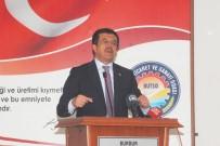 MIHENK TAŞı - Bakan Zeybekci Açıklaması '16 Nisan, CHP'ye De İyi Gelecek'